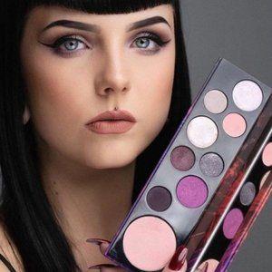 NEW MAC Raver Girls Eyeshadow & Highlighter Palett